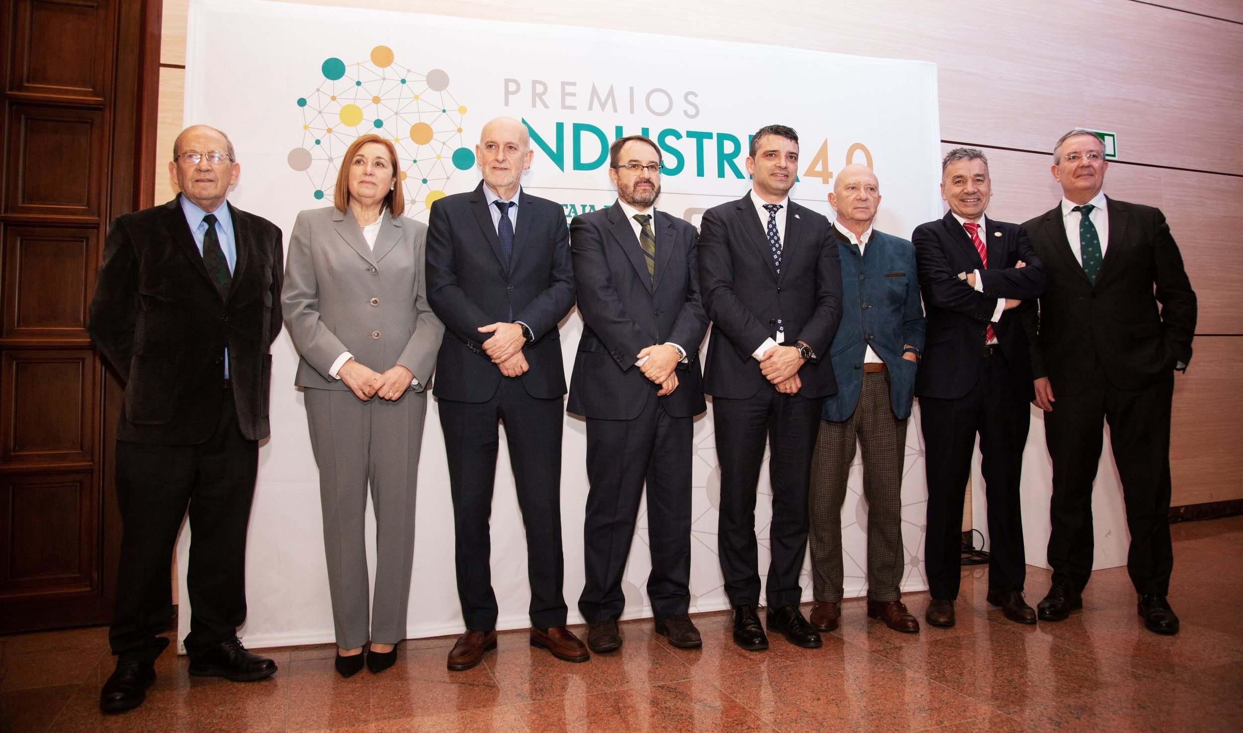 Premios Industria 4.0 - Entrega